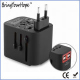 New Arrival Travel Adapter with 4 USB Ports (XH-UC-014)