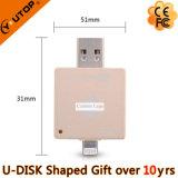 Customized Gifts Mobile Phone OTG USB Flash Memory (YT-I002)