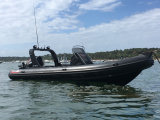 570 Rib Boat Fiberglass Hull PVC Tube