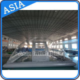 Indoor or Outdoor Inflatable Swimming Pool Cover, Water Pool Bubble Cover