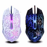 7 Colors LED Lighted Computer Luminous Gaming Mouse