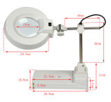 LED Desktop Inspection ESD Magnifier Lamp