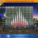 Wooden Package Music European Style Fountain