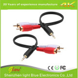 3.5mm Mini to RCA Stereo Audio Cable