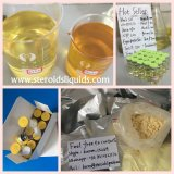Customized Semi-Finished Mix Steroid Oil with 100% Safe Delivery Steroid Injection Bottles