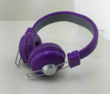 Professional Manufacturer Wired Headset in Simple Design