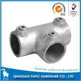Malleable Iron Pipe Fittings, Clamp on Tee