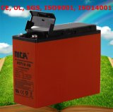 Good Quality Telecom Battery Front Access Terminal Batteries 12V55ah