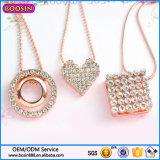 Guangzhou Boosin Fashion Jewelry Wedding Diamond Pendant Necklace 2016