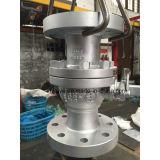 150lb/300lb Cast Carbon Steel Wcb Flange Connection End Ball Valve