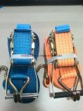 Ratchet Tie Down Strap Manufacturer/Ratchet Lashing Factory