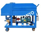 Poratble Plate Pressure Oil Treatment Machine