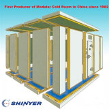 Cold Storage Room Since 1982 with Camlock Polyurethane Sandwich Panels