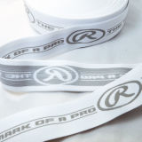New Design High Quality Customized Print Jacquard Elastic Tape