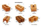 Qtj2-40 Hand Press Small Clay Brick Making Machine