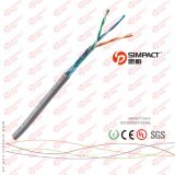 Overall Al Foil Shield Twisted Pairs Cat3