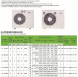 Zhongli Brand Air Condition Type Condensing Unit for Best Price with High Quality