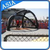 High Quality Inflatable Turtle Backstop Tent for Street Performance