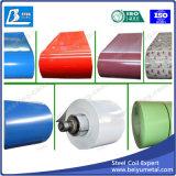 Full Hard PPGI Color Coated Galvanized Sheet Metal Roofing Rolls