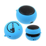 Portable Mini Audio Speaker with Hamburger