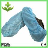 Disposable PP Non Woven Anti-Skid Shoe Cover by Hand