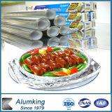 Household Aluminium Foil Rolls (Kitchen Foil) (LS-H018)
