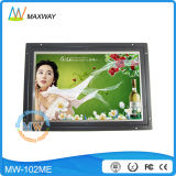 High Resolution 10.1 Inch Open Frame Flush Mount LCD Digital Display (MW-102ME)