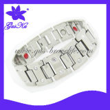 Fashion Classic Tungsten Steel Magnetic Bracelet (2015 Gus-Tub-014)