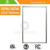 Long Lifespan Aluminium Alloy Flat LED Panel Light Housing
