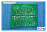 Double Sided Fr4 PCB Immersion. Gold Finish with 2oz Copper