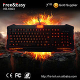 Hot Sell LED Backlit Customzied OEM Gaming Keyboard