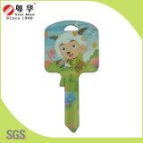 Factory Price Wholesale Art Key, Art Key Blank, Art Brass Key Blank