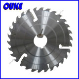 Multi Rip Wood Saw Blade with Carbide Wipers