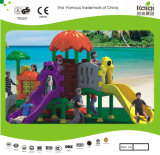 Kaiqi Cute and Colourful Children′s Slide Set for Playground (KQ50125B)