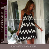 Wholesale Stylish Lady Beach Wear Summer Dress (TONY6046)