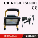 New Portable Rechargeable LED Floodlight