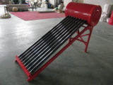 High Pressurized Integrated Copper Coil Solar Water Heater
