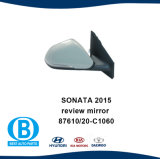 Review Mirror for Hyundai Sonata 2015