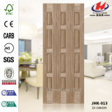 Jhk-013 Unequal Leaves Exterior Garden Useful Engineered Oak Door Skin