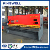 Precision Hydraulic Guillotine Shearing Machine with Ce (QC11Y-12X3200)