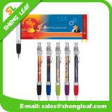 Popular Banner Advertising Custom Logo Pens with Hot Sale (SLF-LG036)