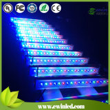 DMX512 RGBW Light IP65 LED Wall Washer with 4in1