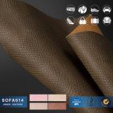 Sofa Stocklot Leather in PVC, PVC Stock Leather for Furniture, Sofa