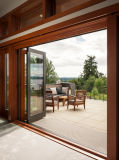 Exterior Lowes Glass Aluminum Folding Door Price