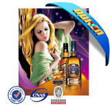 High Quality 3D Lenticular Promotional Posters