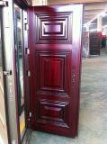 Deep Embossing Design Steel Door