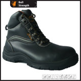 Industrial Ankle Safety Boot with Steel Toe Cap (SN1291)