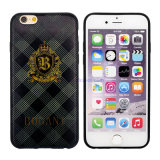 Fashion Brand/Logo Transparent Mobile/Cell Phone Accessories Cover/Case for iPhone 5/6/6 Plus