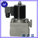 Stainless Steel Normally Open Normally Closed Steam Solenoid Valve with Manual Function