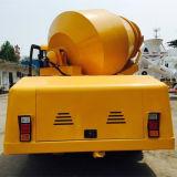 Diagram of Concrete Cement Mixer Truck/Truck Mounted Concrete Mixer